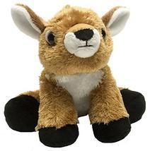 Wild Republic Fawn Plush, Stuffed Animal, Plush Toy, Gifts for Kids, Hug... - $10.78
