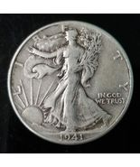 1941 Walking Liberty 50 Cents Silver Coin Silver 900 Nice! - $12.20