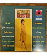 Patsy Cline Greatest Hits Limited Edition Exclusive Pink Colored Vinyl LP - $49.45