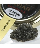 Sevruga Classic Grey Caviar - Malossol, Farm Raised - 64 oz tin - $17,297.18