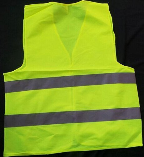 High Visibility Working Safety Construction Vest [Misc.]