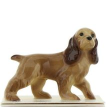 Hagen Renaker Miniature Dog Cocker Spaniel Papa Ceramic Figurine image 3