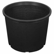 Hydrofarm Premium Nursery Pot 7 Gallon 5 Per Pack Easy To Handle And Strong - $61.32