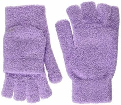 Steve Madden Women's Solid Magic Tailgate Glove (Lilac) - $13.84