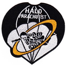 United States Armed Forces Hight Altitude Low Opening Parachutist Military Patch - $10.97