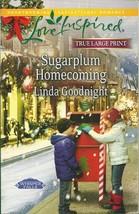 Sugarplum Homecoming Linda Goodnight Whisper Falls Series(Love Inspired ... - $3.00