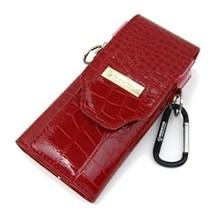 Monster Darts Wallet Dart Case - Crocodile Red- L-Style - - $55.00