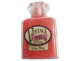 Advantus Vintage & Sparkle Glitter, Love Letter (Pink)