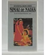 THE LIFE OF CHAITANYA MAHAPRABU Part 1 NIMAI OF NADIA Devotional Drama V... - $23.75