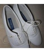 Easy Spirit Anti Gravity White Leather Sneakers Tennis Shoes 7.5 A - €8,37 EUR
