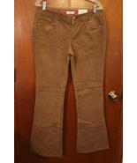 NWT SO Brown Corduroy Pants - Size Juniors 11 - $19.99