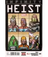 INFINITY HEIST #4 (Marvel Comics) NM! ~ AVENGERS! - $1.50