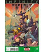 INFINITY HUNT #2 (Marvel Comics) NM! ~ AVENGERS! - $1.50