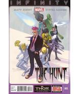 INFINITY HUNT #3 (Marvel Comics) NM! ~ AVENGERS! - $1.50