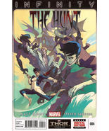 INFINITY HUNT #4 (Marvel Comics) NM! ~ AVENGERS! - $1.50