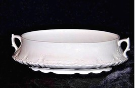 "Stauer Homer Laughlin ""Hudson"" serving bowl - White AA18-1222 - $69.95"