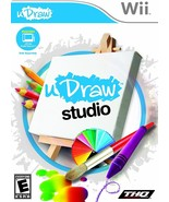 uDraw Studio Nintendo Wii Game - $2.93
