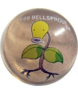 POKEMON MARBLE BELLSPROUT #69 Light Tan Colored... - $7.98
