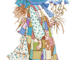 Holly holly hobbie blue  cross stitch pattern thumb155 crop