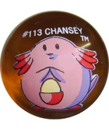 POKEMON MARBLE CHANSEY #113 Colored GLASS MARBLE - $8.98