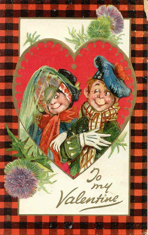 Primary image for To My Valentine Frances Brundage vintage Post Card