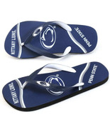 Penn State Zori Sandals Flip Flops Thongs Nittany Lions-Boat Beach Mens ... - $9.97