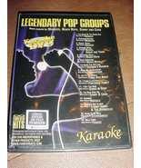 Forever Hits Legendary Pop Groups Karaoke DVD FH-4201 - $12.99