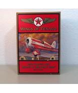 "Ertl  Wings of Texaco 1930 Travel Air Model R ""Mystery Ship"" 5th in Seri... - $18.99"