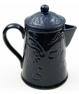Kaldun & Bogle Blue Bandana Coffee Pot - £27.05 GBP