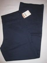NWT Boys OshKosh Navy Navy Blue Uniform Pants Sz 12H Husky - $19.99