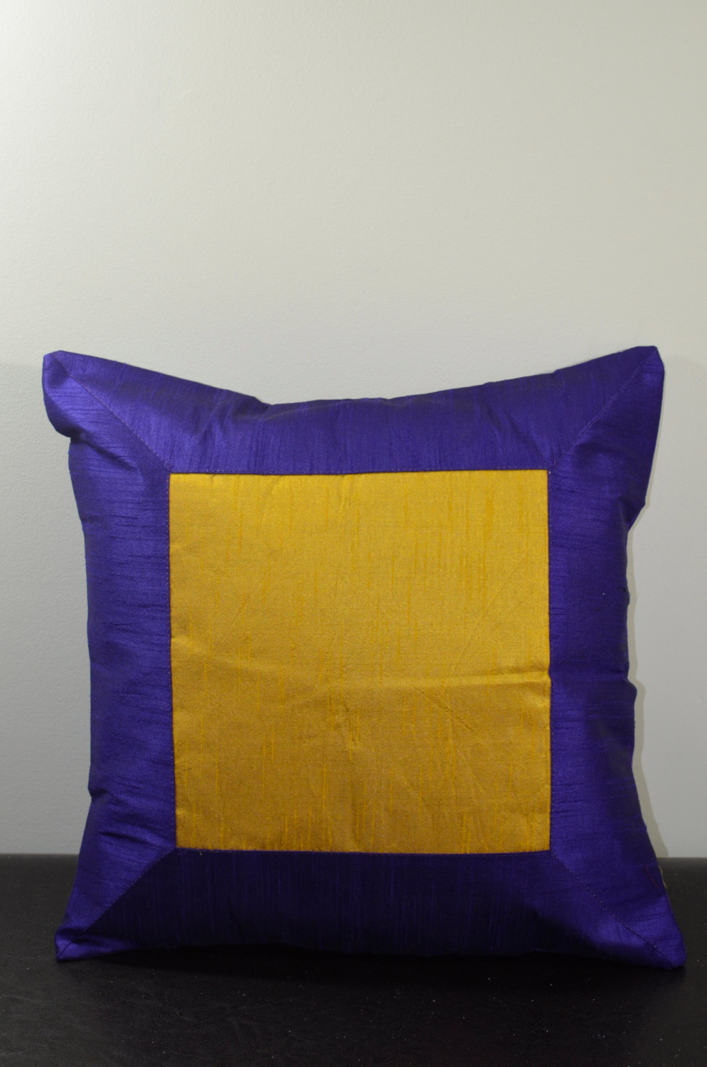 Throw Pillows On The Bed Song : Ethnic designer silk cushion cover, bed decorative pillow, floor throw pillow, a - Pillows
