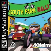 South Park Rally PS1 Great Condition Complete - $17.94