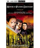 House Of Flying Daggers UMD PSP Great Condition Complete Fast Shipping - $6.24