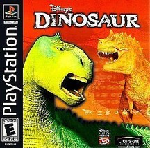 Dinosaur PS1 Great Condition Complete Fast Shipping - $8.94