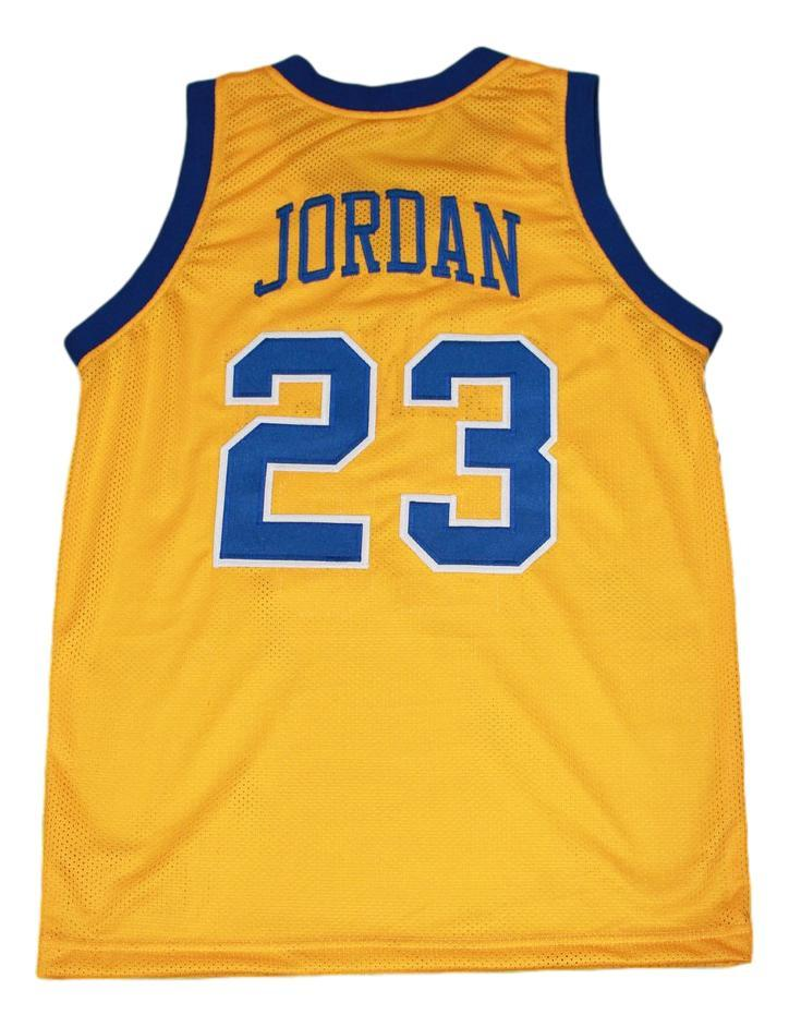 buy popular 41a40 fa707 Michael Jordan #23 Laney High School and 10 similar items