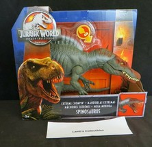 Jurassic World Legacy Collection Extreme Chompin' Spinosaurus Gigantic b... - $209.93