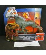 Jurassic World Legacy Collection Extreme Chompin' Spinosaurus Gigantic b... - $209.93