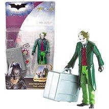 BATMAN Mattel Year 2007 DC Comics The Dark Knight Series 5 Inch Tall Act... - $29.99