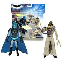 BATMAN Mattel Year 2008 The Dark Knight Series 2 Pack 5 Inch Tall Action... - $44.99