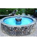 "Paver Molds (36) 4x6x1.5"" Make 100s Concrete Cobblestone Wall, Patio Pav... - $132.99"