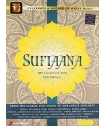 Sufiaana - The Complete Sufi Experience Hindi CD ( 5 CD Set) - $29.69