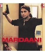 Mardaani Hindi DVD (2014/Bollywood/Film) Starring: Rani Mukerji,Tahir Ra... - $14.84