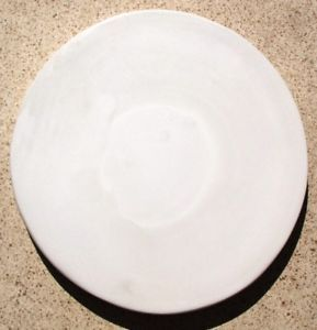 "Round Concrete Steppingstone Mold Makes 100s of 16""x2.25"" Stones for Pennies Ea"