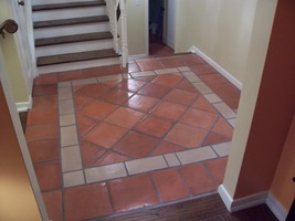 Olde Country Tile Molds (6) Make 100s 12x12 DIY Concrete Floor Tiles at $0.30 Ea image 1