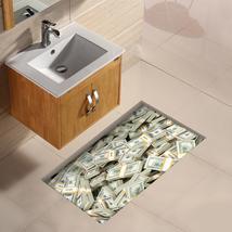 PAG 3D Bathroom Waterproof Euro Pattern Floor Sticker Anti Slip Washable... - $48.54