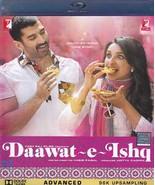Daawat-e-Ishq -Hindi Bluray Blu-ray Disc - Aditya Roy Kapur, Parineeti C... - $19.79