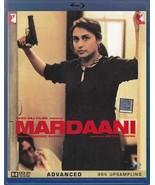 Mardaani Hindi Blu Ray (2014) Bollywood Film Starring: Rani Mukerji,Tahi... - $19.79