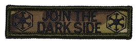 Come to the Dark Side, Sith Lord Star Wars Parody 1x3.75 inch Military Patch ... - $4.89