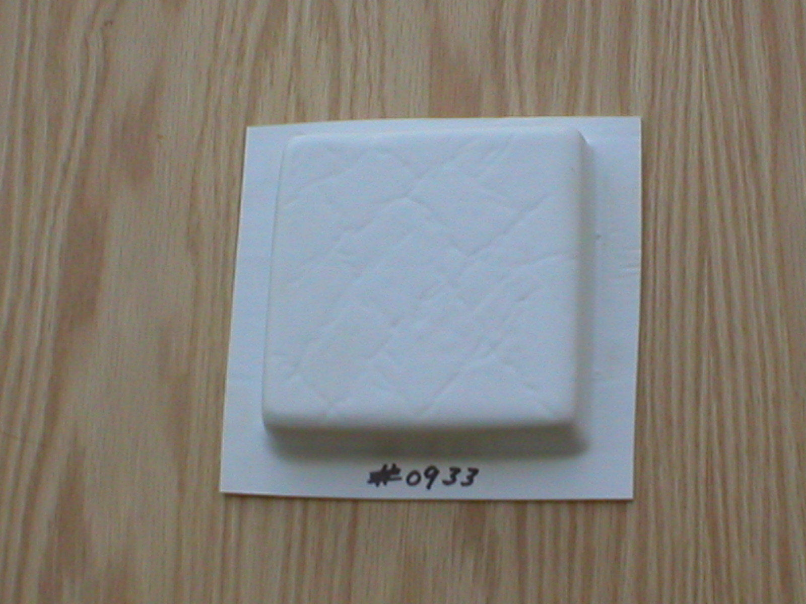 36- 4X4 TILE MOLD LOT MAKES 1000s OF TILES - CHOOSE FROM NINE TILE STYLES!