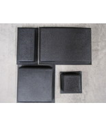 #5006K SUPPLY KIT w12 DRIVEWAY PAVER MOLDS MAKES 100s OPUS ROMANO PATTER... - $319.99